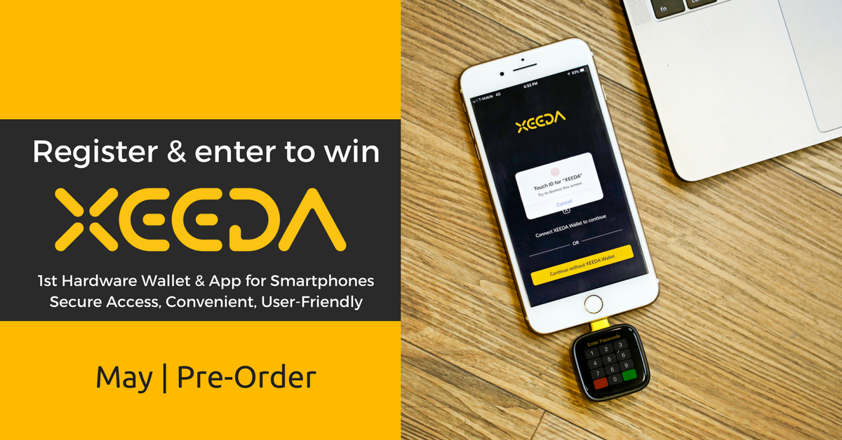 Xeeda Cryptocurrency Hardware Bitcoin Wallet Apps For